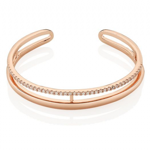 Newbridge Rose Gold Plated Bangle